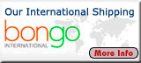 Bongo for International Shipping